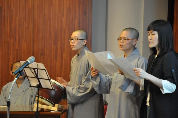 綜合語言競賽梵文表演