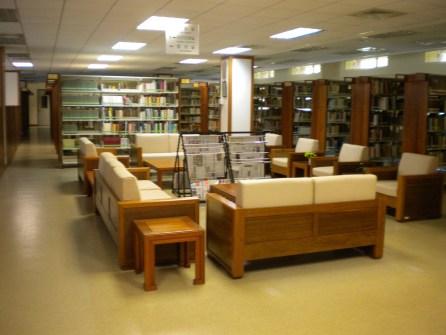 圖書館雜誌區